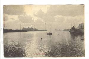 LE HAVRE, Sailboat Afloat, Seine-Maritime, France, 00-10s