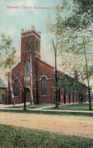 COLLINGWOOD , Ontario, Canada, 1908 ; Methodist Church