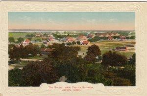 AMBALA , India , 00-10s ; Cavalry Barracks