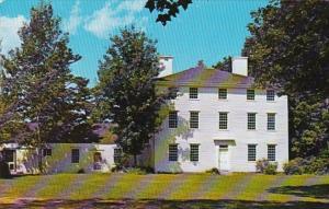 Maine Dresden Old Pownalborough Court House