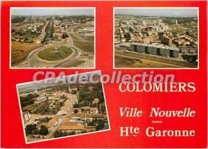 Postcard Modern Colomiers General Views
