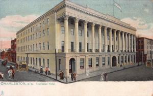 Charleston Hotel, Charleston, South Carolina, Very Early Postcard, Unused