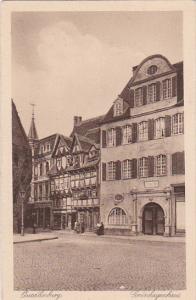 QUEDLINBERG (Saxony-Anhalt), Germany, 1910-1920s; Grinhagenhaus