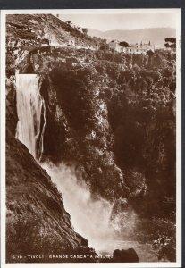 Italy Postcard - Tivoli - Grande Cascata  B2345