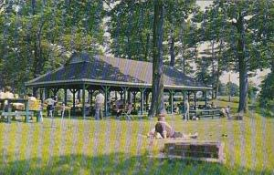 The Recreation Park Picnic Area Fulton New York