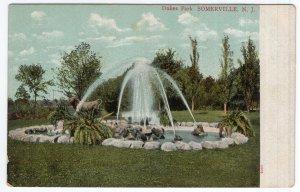 Somerville, N.J., Dukes Park
