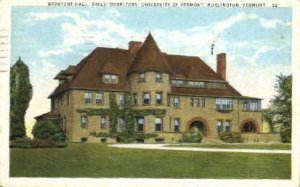 University of Vermont - Burlington