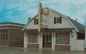 CLIFFORD , Ontario , 50-60s ; Four Aces Restaurant