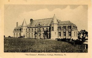 VT - Middlebury. Middlebury College, The Chateau