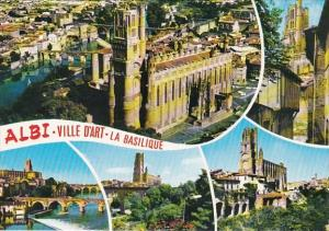 France Albi Ville D'Art La Basilique