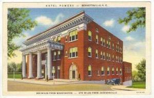 Hotel & Churches In Bennettsville,SC,20-40s