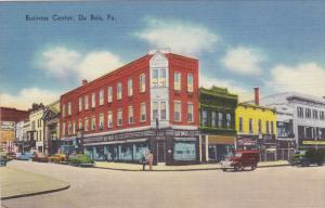 Business Center , DU BOIS , Pennsylvania , 30-40s