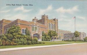 Ohio Toledo Libby High School