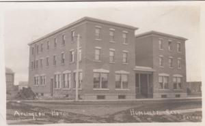 RP: HUMBOLDT , Sask. , Canada , 1900-10s ; Arlington Hotel