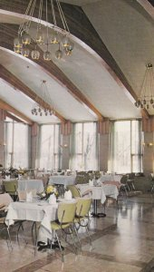 NIAGARA FALLS, Ontario, 1950-1960's; The Fallsway Motor Hotel, Main Dining Room