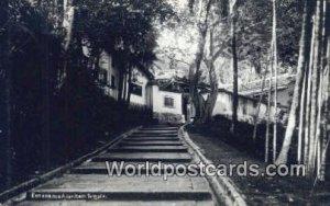 Real Photo Aierltam Temple Malaya, Malaysia Unused
