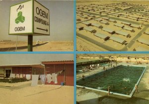PC CPA SAUDI ARABIA, EUROVILLAGE, DAMMAM, Modern Postcard (b15873)