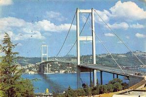 Turkey Istanbul Bogaz Koprusu Dunyanin ucuncu Bridge Brucke