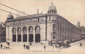 France Marseilles Hotel des Postes