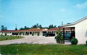 South Carolina Dillon Blue Star Motel