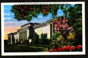 MO William Rockhill Nelson Gallery KANSAS CITY MISSOURI