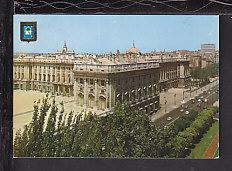 Royal Palace,Madrid,Spain Postcard BIN
