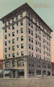 KALAMAZOO , Michigan , 1900-10s ; Hotel Rickman