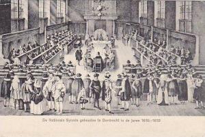 De Nationale Synode gehouden te Dordrecht in de jaren 1618-1619, 00-10s