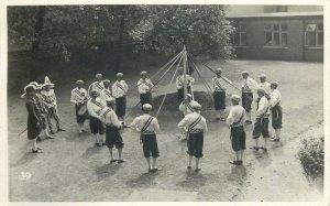 International Folk Dance Festival Exhibition London 1935 ethnic folklore Italian