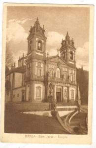 BRAGA, Bom Jesus - Templo, Portugal, PU-1907
