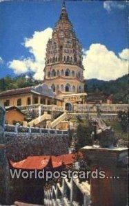 Ayer, Pagoda Penang Malaya, Malaysia 1958
