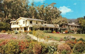Postcard Will Rodgers State Historic Park Pacific Palisades California