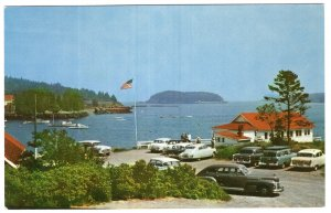 Cutler, Maine, Harbor View Restaurant