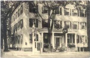 Lincklaen House, Cazenovia, New York, PU-1953