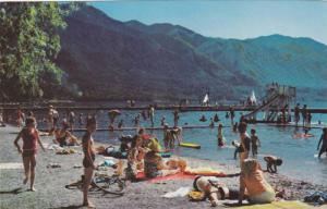 Cultus Lake, Sunnyside Recreational Area, British Columbia, Canada, 1940-1960s