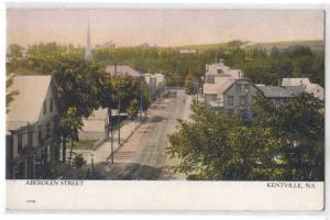 Aberdeen St. Kentville NS