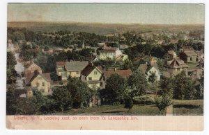 Liberty, N.Y., Looking East, as seen from Ye Lancashire Inn