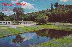 Vermont Hardwick Village Motel