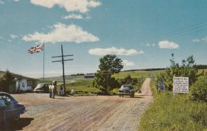 MONCTON , New Brunswick , Canada , 50-60s ; Magnetic Hill