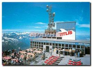 Postcard Modern Hochstgelegenes Ausflugsziel der Zentralschweiz