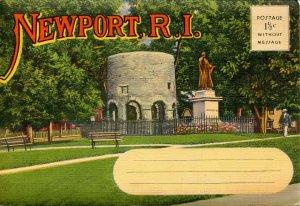 Folder - Newport, Rhode Island         30 views + narrative