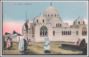 Algeria, Alger - La Medersa - [FG-093]