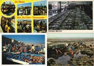 FISHERY FISHING INDUSTRY  SECTEUR DE LA PÊCHE 500 MODERN CP (L3432)