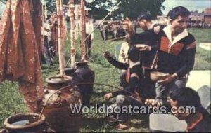 , Montagnard Ceremony Montagnard Ceremony Vietnam, Viet Nam Unused