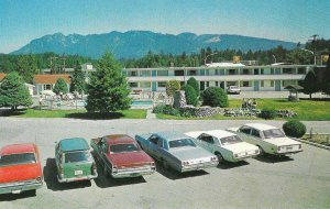 N. VANCOUVER , B.C. ,1950-60s ; Ranch Motor Lodge