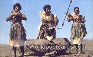 Beating the Lali Fiji, Fijian 1958
