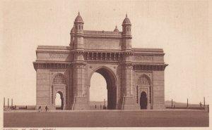 BOMBAY, India, 1900-1910s; Gateway Of India