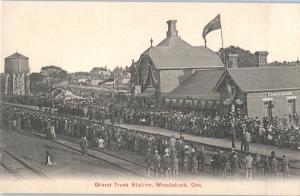 Grand Truck Station, Woodstock, Onterio, Canada c11