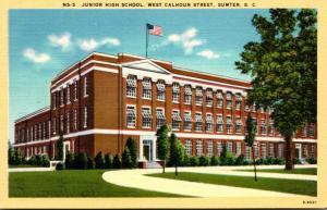 South Carolina Sumter Junior High School