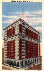 New York Utica Hotel Utica